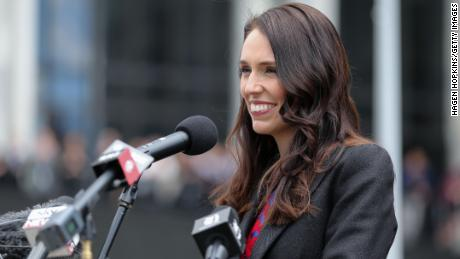 New Zealand Prime Minister Jacinda Ardern became the world's youngest female leader at the age of 37.