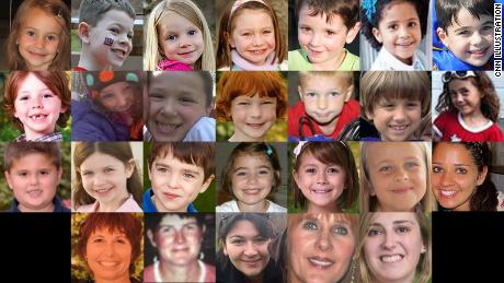 5 years after Sandy Hook, the victims are not forgotten