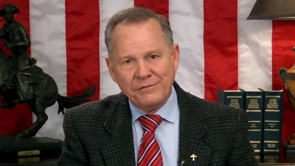 title: Judge Roy Moore Campaign Statement duration: 00:04:47 site: Youtube author: null published: Wed Dec 13 2017 22:04:05 GMT-0500 (Eastern Standard Time) intervention: yes description: December 13, 2017 | Montgomery, Alabama