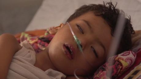 Yemen ravaged by years of war and famine