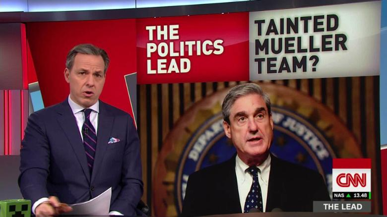 Lead Tapper Russia investigation text messages live_00004911