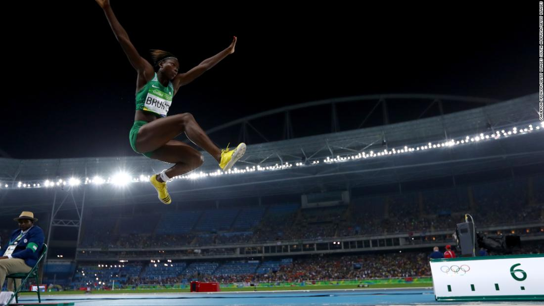 A Commonwealth Games gold medalist in Glasgow at the age of 18, the long jumper will hope to repeat the feat for Nigeria on the Gold Coast.