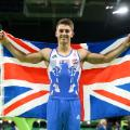 Max whitlock great britain gymnastics