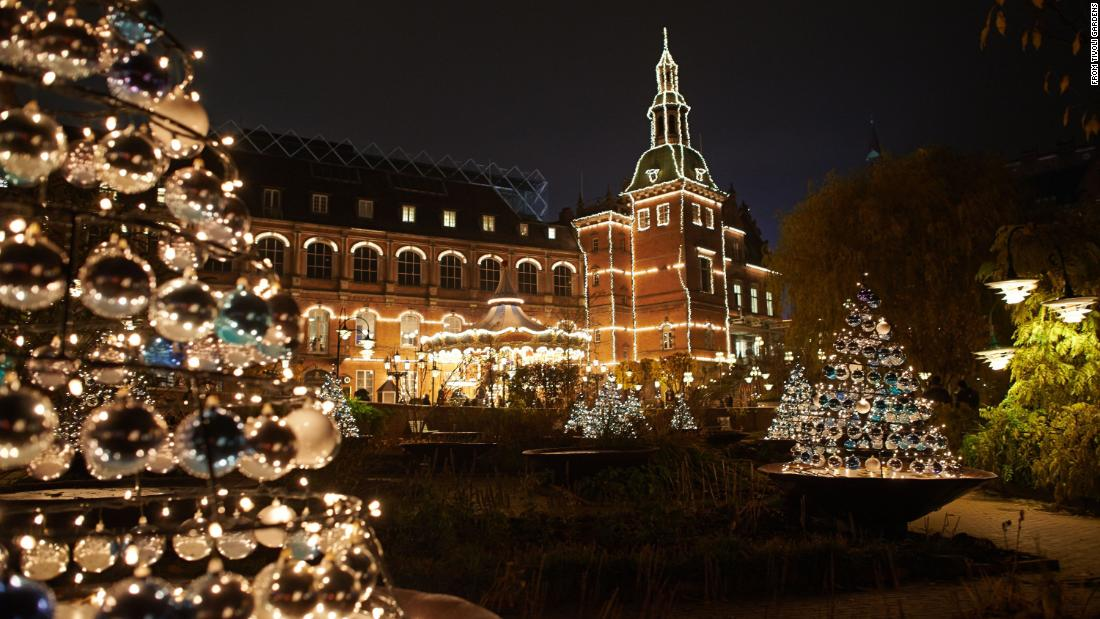 Christmas lights around the world: 9 spectacular displays | CNN Travel