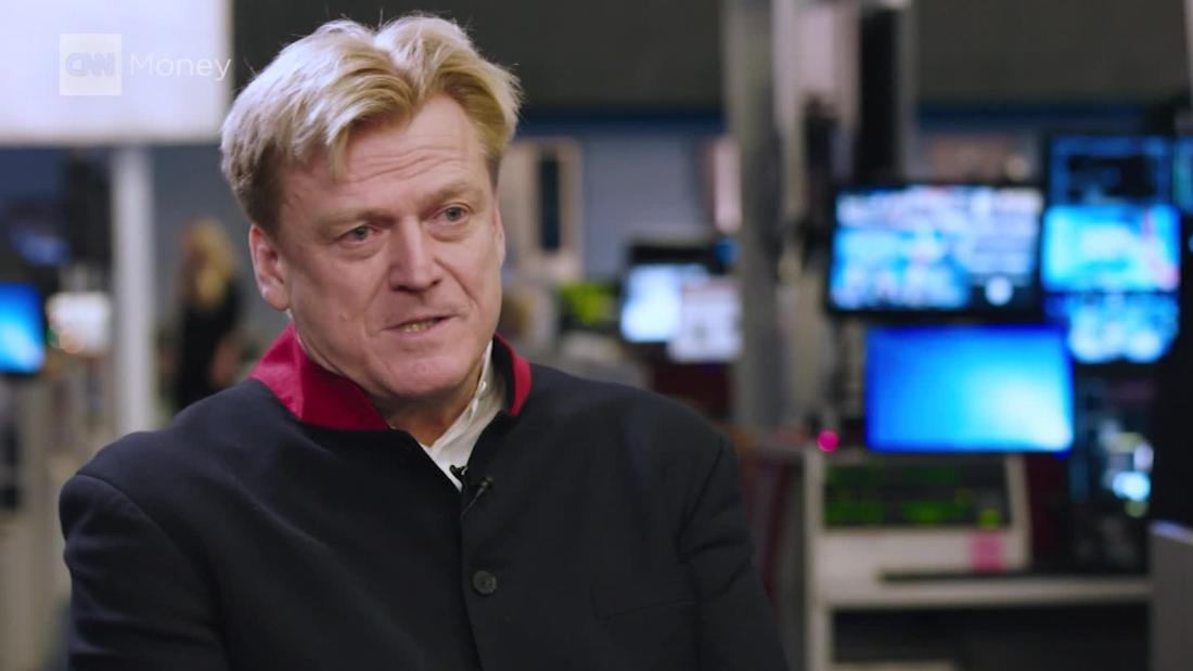 Overstock CEO: bitcoin a 'form of sound money' - CNN Video