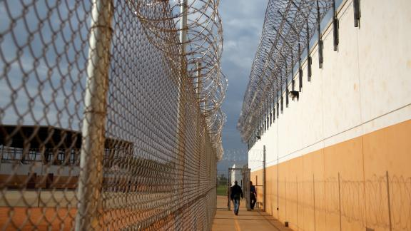 Some detainees reported long waits for medical care at the Stewart Detention Center in Lumpkin, Georgia, according to the Department of Homeland Security's Office of Inspector General.