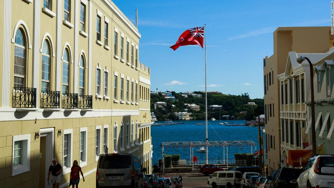 Bermuda replaces same-sex marriage with domestic partnerships