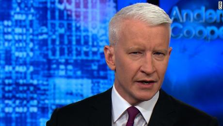 Anderson Cooper: 'The sentiment the President expressed today is a racist sentiment'