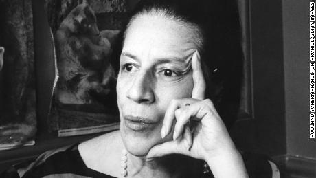 Diana Vreeland was editor of Vogue US between 1963-1971 and coined the term 'youthquake'.