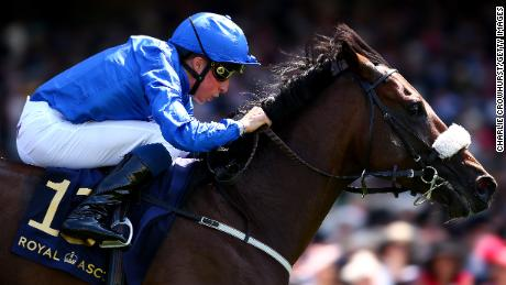 Godolphin's Ribchester won the Queen Anne Stakes at Royal Ascot in 2017.