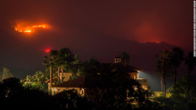 California wildfire Thomas fire Santa Barbara marquez nr_00000000