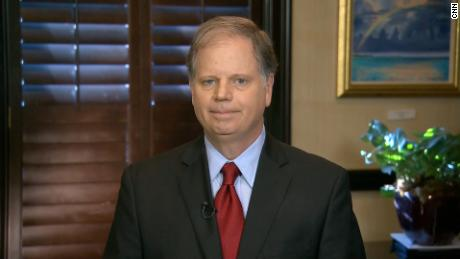 Alabama Senator-Elect Doug Jones
