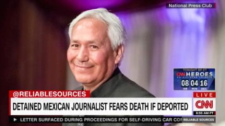 Mexican journalist fears death if deported_00010623.jpg