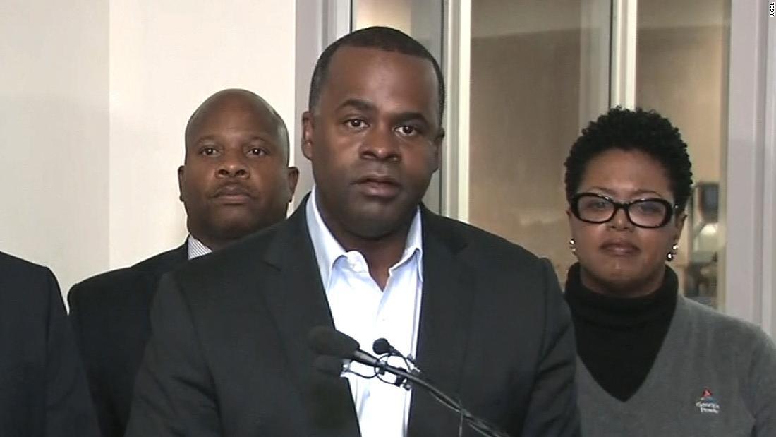 Mayor Kasim Reed Atlanta >> Mayor: Cause of fire behind outage unknown - CNN Video