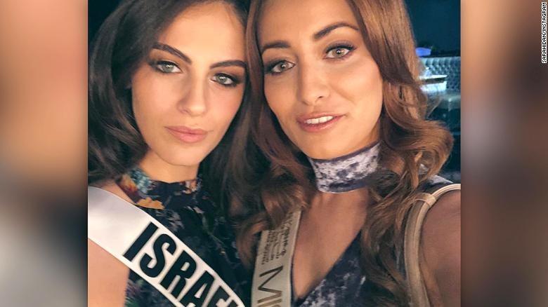 Miss Iraq Disappointed In Iraqi Government After Selfie -9895