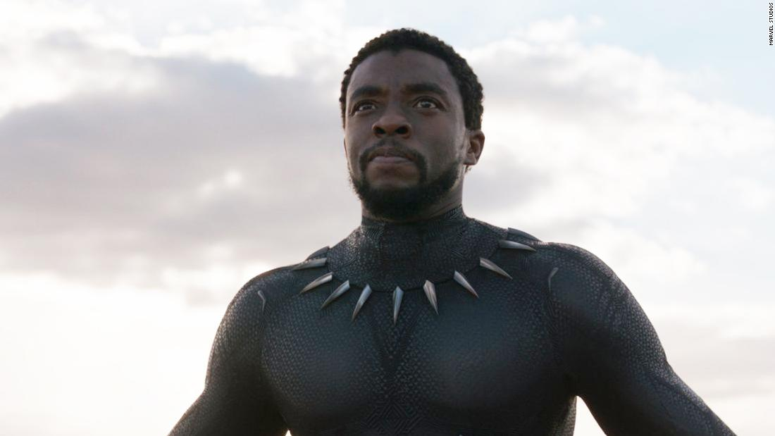 black panther review chadwick boseman stars cnn