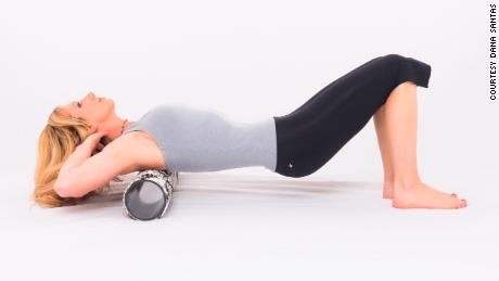 01 holiday mind body stress foam Rolling