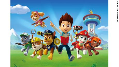 Why kids love 'fascist' cartoons like 'Paw Patrol' and 'Thomas'