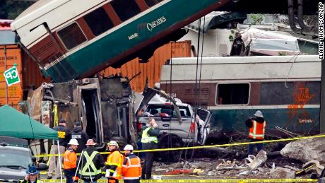 The questions investigators will be asking after Amtrak derailment