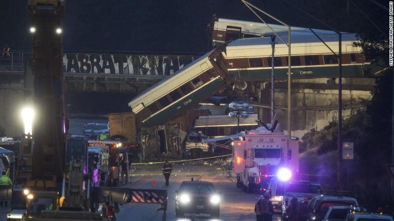 Workers say they warned Amtrak before crash