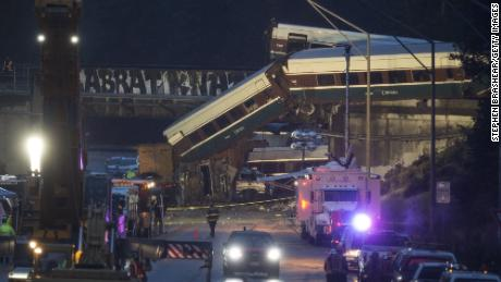 Here's what Amtrak engineer told NTSB about deadly derailment