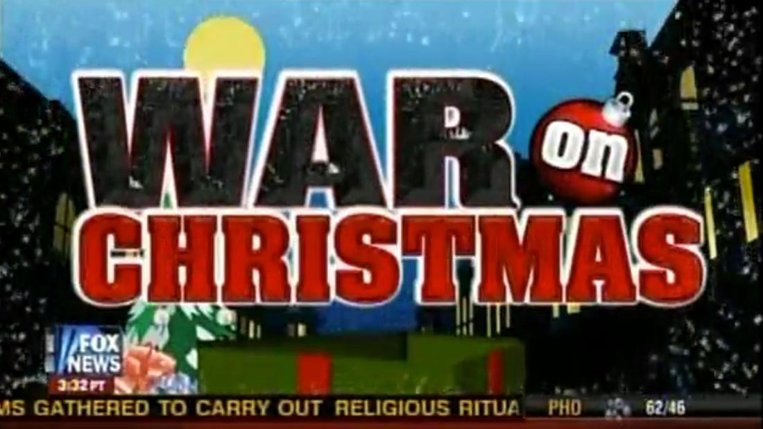 the war on christmas comes to washington cnn video