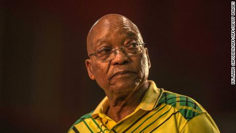 Pressure mounting on South Africa's Jacob Zuma to resign