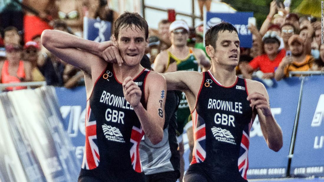 How viral moment redefined the Brownlee brothers