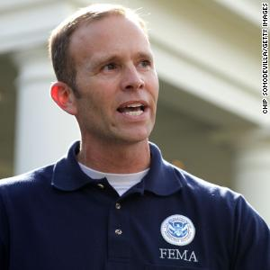 FEMA's Brock Long will may restitution for misuse of government vehicles