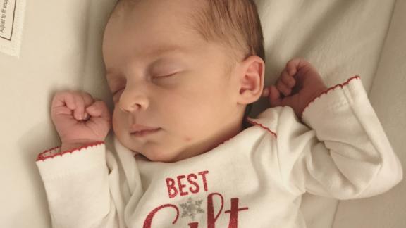 Emma Wren Gibson was born November 25.