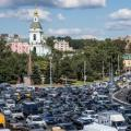 09 rush hour traffic moscow