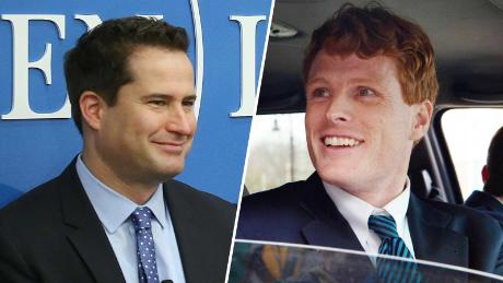Moulton, Kennedy offer Democrats two paths for the future