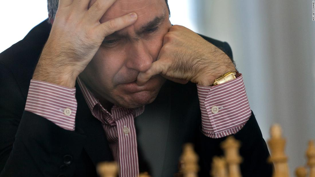 "Incumbent Rapid World Champion, Ukranian Vassily Ivanchuk, (pictured) will join over 180 top grandmasters at the <a href=""http://riyadh2017.fide.com/"" target=""_blank"">2017 King Salman World Rapid and Blitz Chess Championships</a> in Riyadh, Saudi Arabia between 26 and 30 December.<br />"