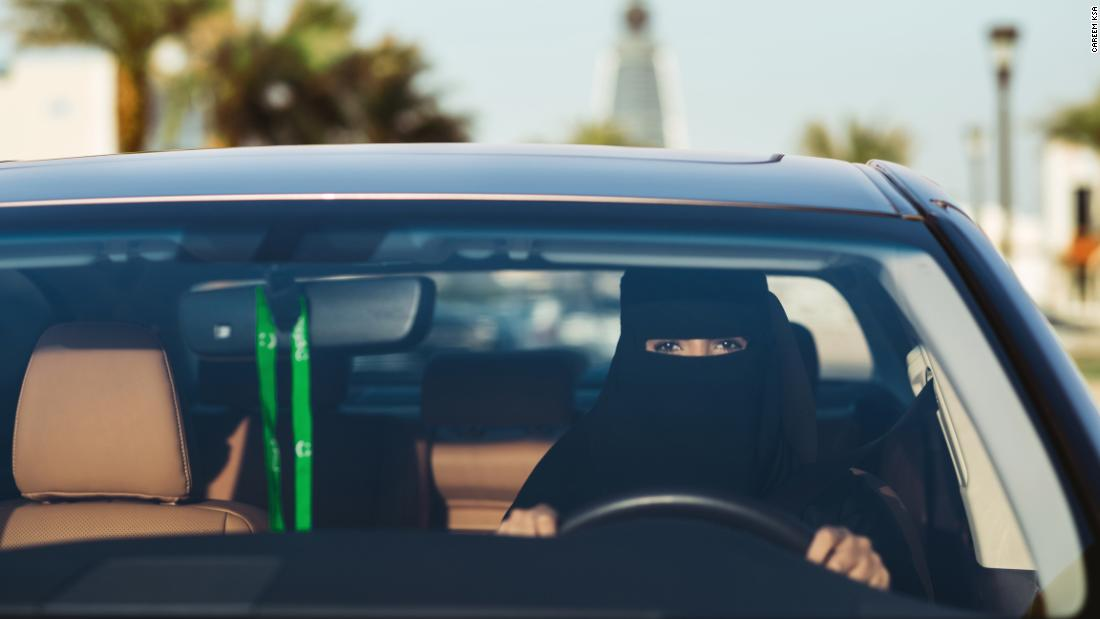 image of The long road for Saudi's women drivers