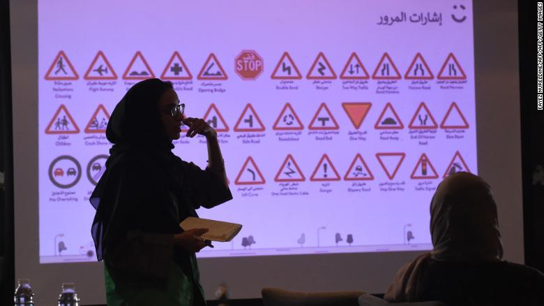 "The sessions, taught by Saudi female instructors, educate women interested in becoming Careem ""captains"" -- as the company refers to chauffeurs under its platform-- about the Saudi traffic law, principles of customer service, and how to use the application's platform."
