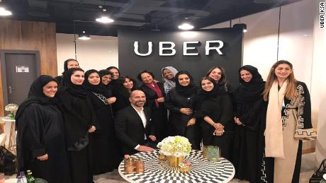 "Uber has also launched a series of regular ""listening sessions,"" attended by a number of influential female representatives in Saudi, aimed at ""shaping the company's priorities and upcoming plans for women in the Kingdom,"" according to Uber's general manager in Saudi, Zeid Hreish."