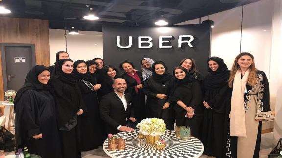 """Uber has also launched a series of regular """"listening sessions,"""" attended by a number of influential female representatives in Saudi, aimed at """"shaping the company's priorities and upcoming plans for women in the Kingdom,"""" according to Uber's general manager in Saudi, Zeid Hreish."""