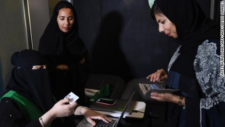 """Captinah's (female captains) will help us provide easier service to many women who want to move but be driven by women,"" says Careem's co-founder and chief privacy officer, Dr. Abdallah Elyas, in reference to women from conservative backgrounds that do not accept being given a ride by an unknown male driver."