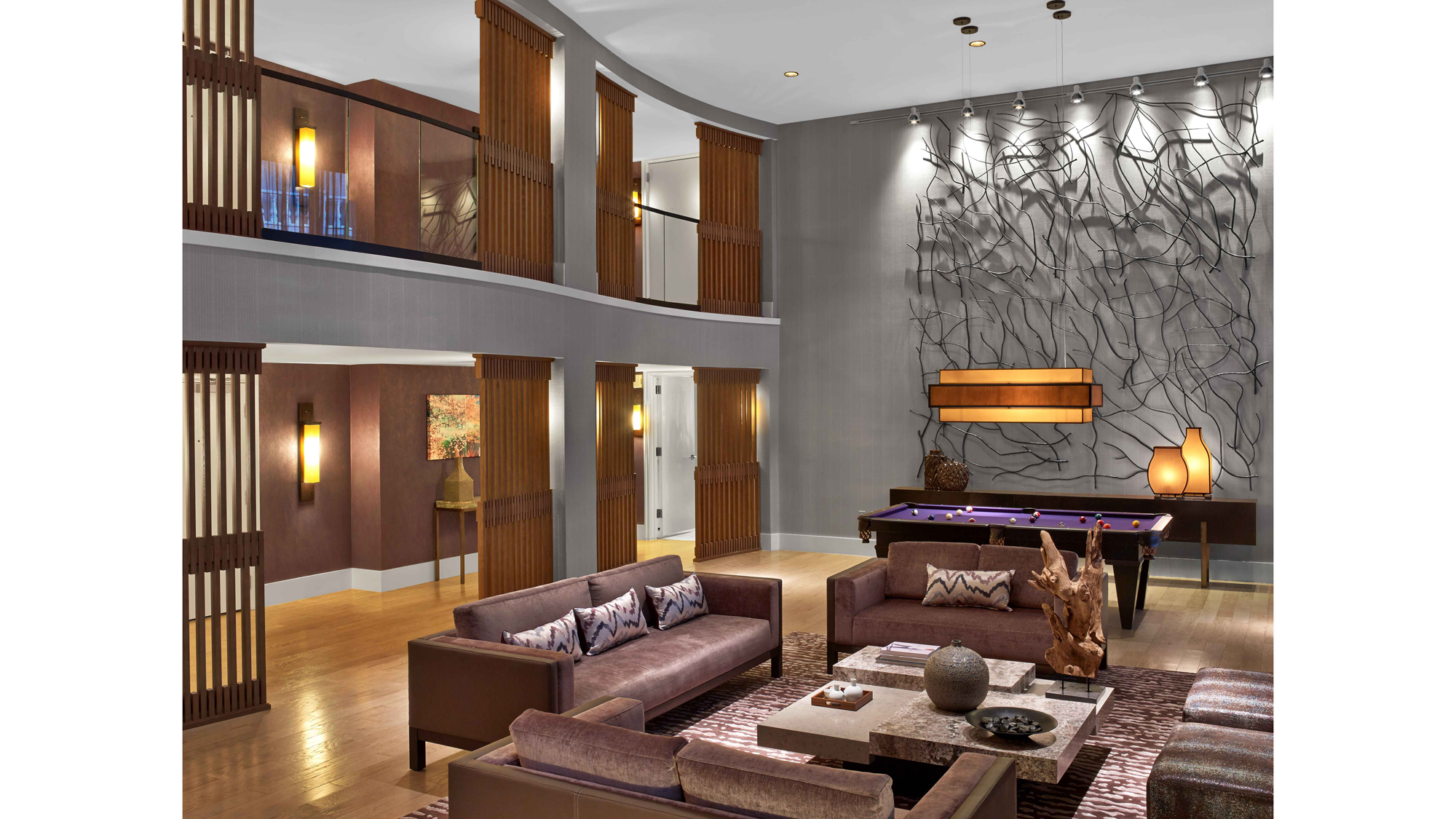Modern hotel interior latest modern hotel interior with for Best boutique hotels vegas