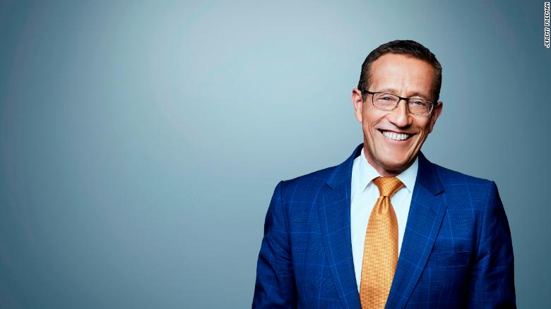 CNN EXPANSION NEW YORK 2017  Richard Quest