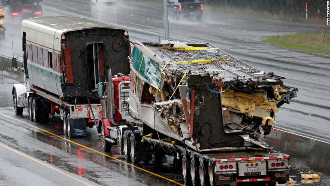 Csx Rail Car Crash