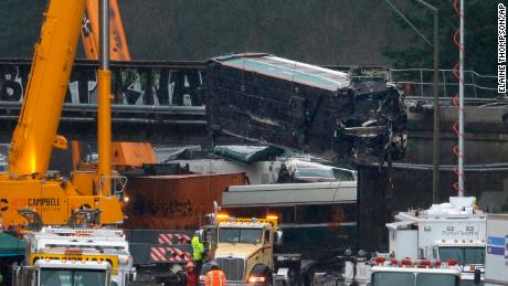 Amtrak train derailment leaves 'a thousand unanswered questions'