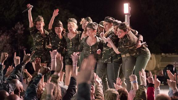 """Pitch Perfect 3"" hits theaters Friday and continues the story of everyone's favorite girl a cappella group."