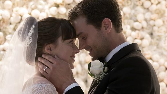 """Fifty Shades Freed"" is the final in the trilogy of the erotic franchise which started with 2015"