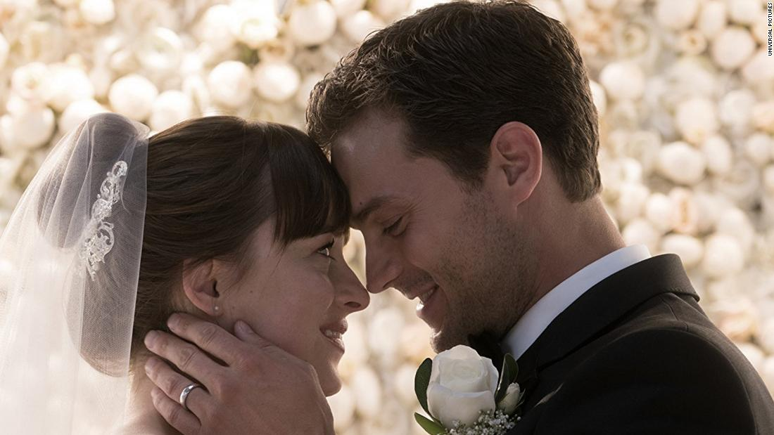 "<strong>""Fifty Shades Freed""</strong> is the final in the trilogy of the erotic franchise which started with 2015's ""Fifty Shades of Grey"" film. Based on the E. L. James, novels, they follow the relationship between mogul Christian Grey and Anastasia Steele. It's scheduled to drop in February 2018."