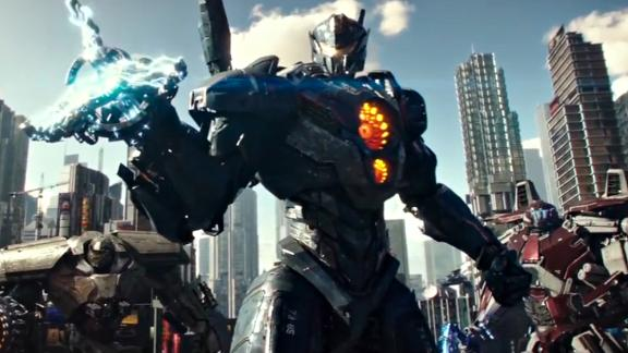 """Star Wars"" actor John Boyega stars in ""Pacific Rim: Uprising,"" the follow up to Guillermo del Toro"