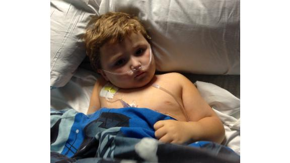When he was diagnosed, Mitchell Montalbano became withdrawn and moody, says mom Kristy.