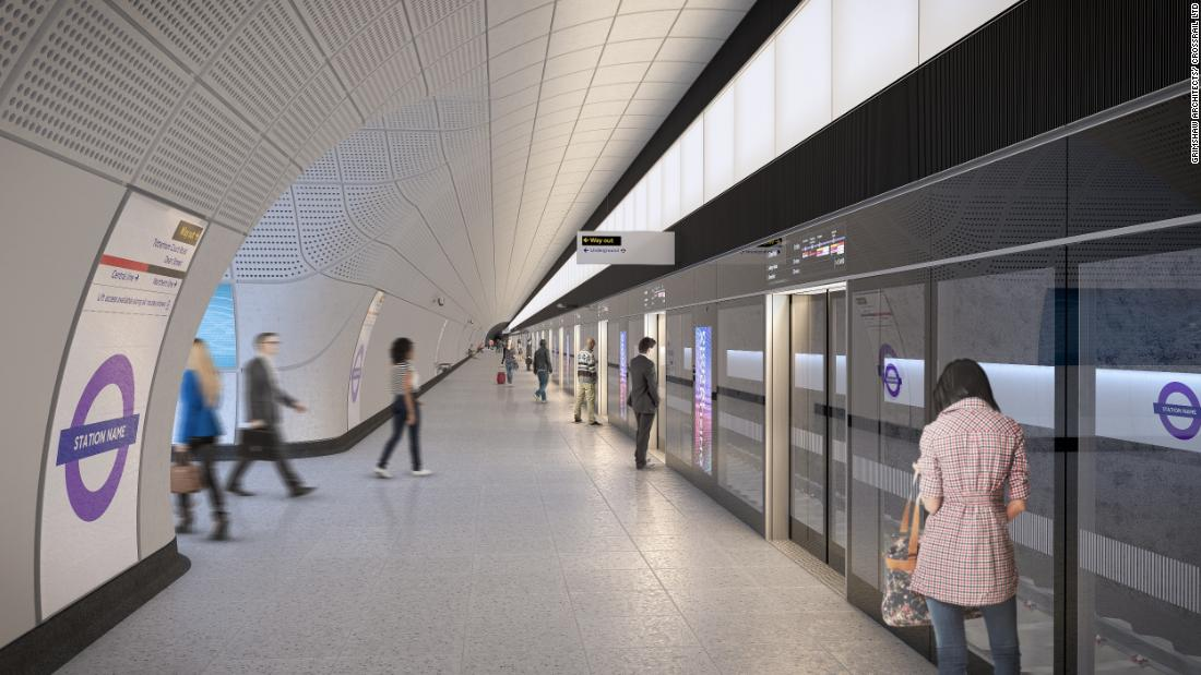 Construction of the line will cost $20bn and will contribute to a 10% expansion to Central London's transport capacity.