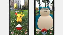 See the new Pokémon Go features