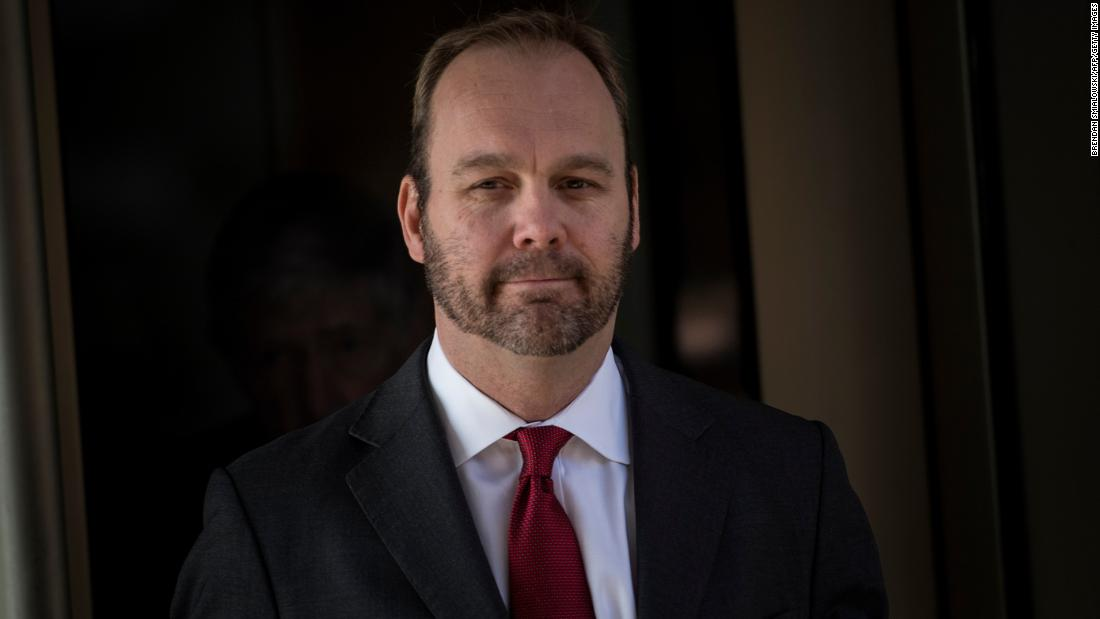 Mueller witness Rick Gates seeks to avoid prison after extensive cooperation with prosecutors